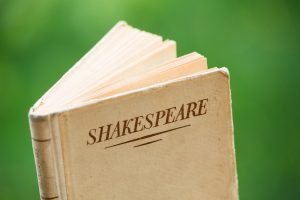 Book by Shakespeare
